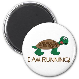 Running Tortoise Magnet
