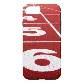 Running track iPhone 8/7 case