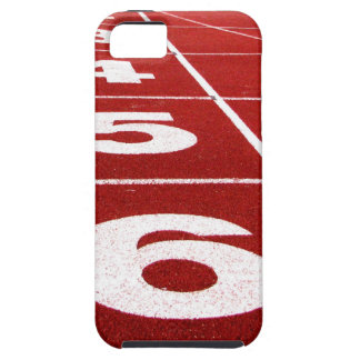 Running track iPhone SE/5/5s case