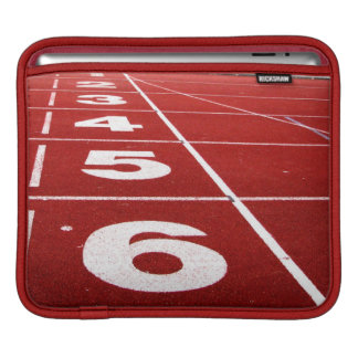 Running Track Sleeve For iPads