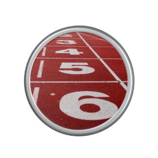 Running Track Speaker