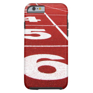 Running track tough iPhone 6 case