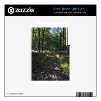 Running Trails are the best Trails iPod Touch 4G Skin