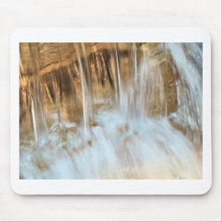 running water mouse pad