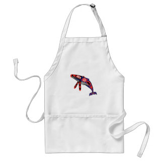 Running Waters Adult Apron