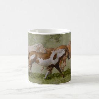 Running Wild Horse Herd Mug
