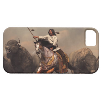 Running With Bulls iPhone SE/5/5s Case