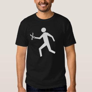 Running with Scissors Playera