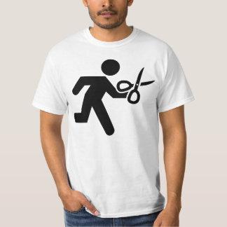 Running with Scissors Tshirt