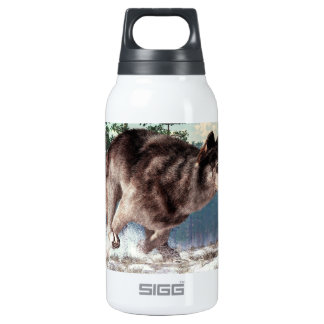 Running Wolf SIGG Thermo 0.3L Insulated Bottle