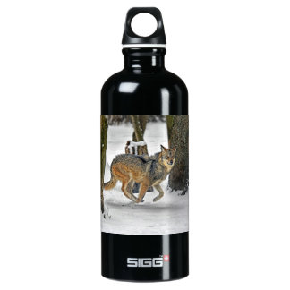 Running Wolf SIGG Traveler 0.6L Water Bottle