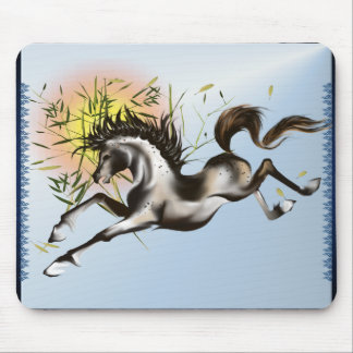 Runnung Horse_Mousepad Mouse Pad