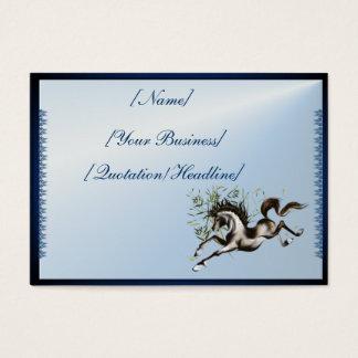 Runnung Horse profilecard_chubby_horizontal., [... Business Card