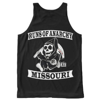 Runs of Anarchy Missouri All-Over-Print Tank Top