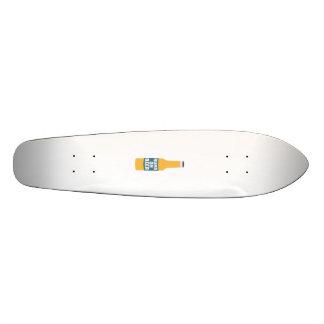 Runs on Beer Bottle Zcy3l Skateboard Deck