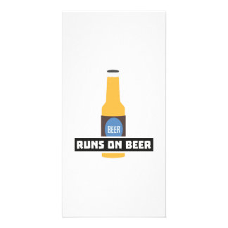 Runs on Beer Z7ta2 Card