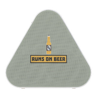 Runs on Beer Zmk10 Speaker