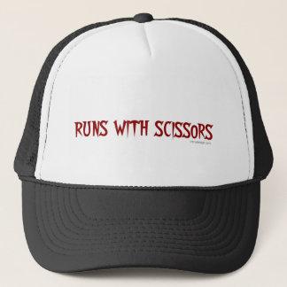 Runs With Scissors Hats