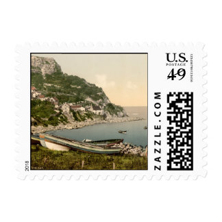 Runswick Bay II, Whitby, Yorkshire, England Postage Stamp