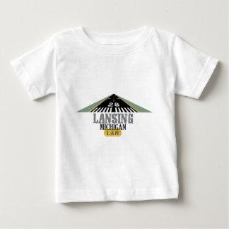 Runway 28 - Lansing Michigan LAN Tee Shirt