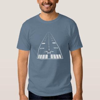 Runway 34 Right Aviator's Tees