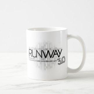 RUNWAY 3.0 COFFEE MUGS