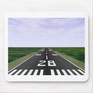 Runway Mouse Pad