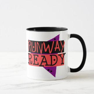 RUNWAY READY mug