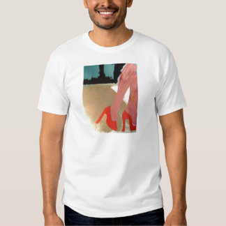 Runway Red Shoes T Shirts