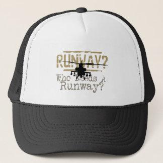 Runway? Who Needs a Runway? Trucker Hat
