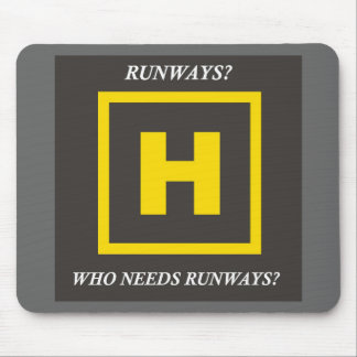 Runways? Mouse Pad