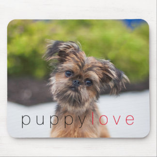 Rup Up and Go Brussels Griffon Mousepad