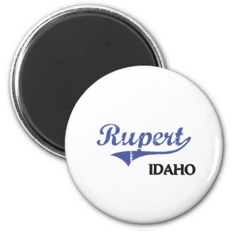 Rupert Idaho City Classic Refrigerator Magnets