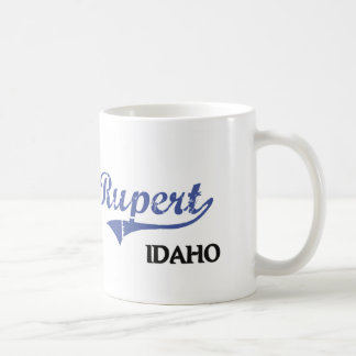 Rupert Idaho City Classic Mug