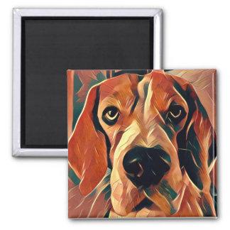 Rupert the Beagle Dog Magnet