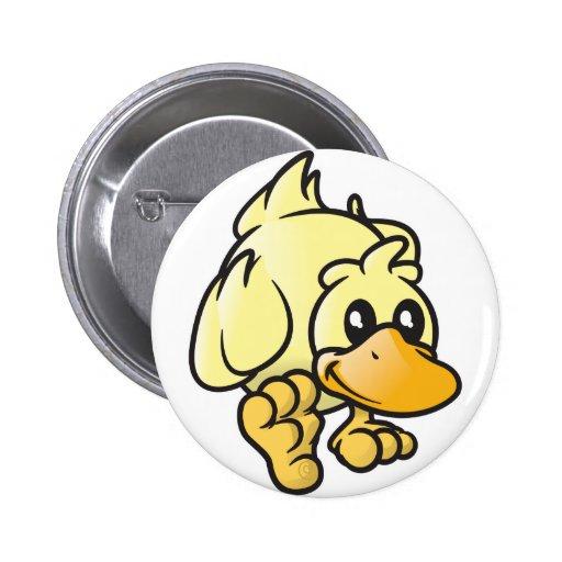 Rupert the Duck Button