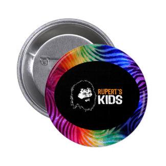 Rupert's Kids - Button