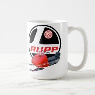 Rupp Snowmobiles Coffee Mug
