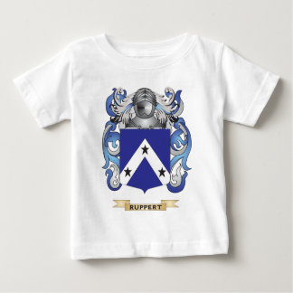 Ruppert Coat of Arms (Family Crest) Baby T-Shirt
