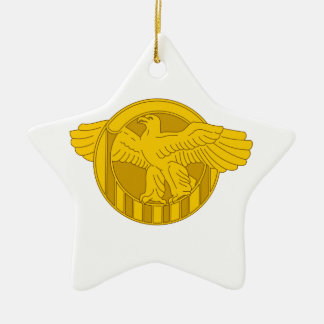 RUPTURED DUCK WWII CHRISTMAS ORNAMENT