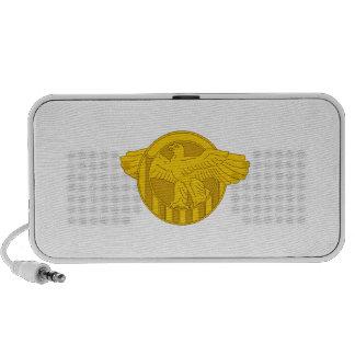 RUPTURED DUCK WWII iPod SPEAKER