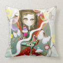 Rupydetequila American MoJo Pillow throwpillow