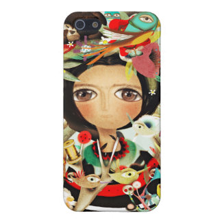 Rupydetequila Art iPhone SE/5/5s Cover
