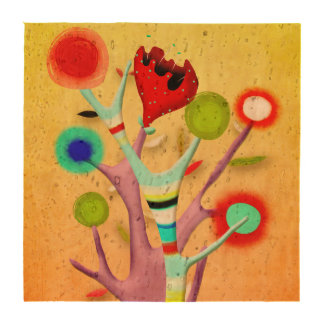 Rupydetequila Childrens Illustration Coaster