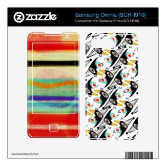 Rupydetequila Cute Animals 2013 Samsung Omnia Decals
