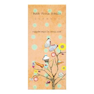 Rupydetequila Limited Edition Custom Rack Card