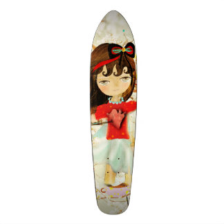 Rupydetequila Limited Edition Skateboard Deck