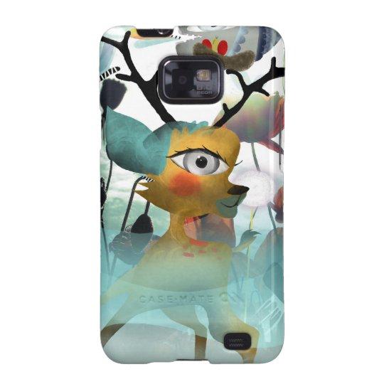 Rupydetequila Samsung Galaxy S Case
