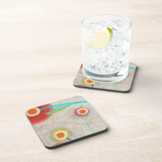 Rupydetequila Summer Collection 2014 Drink Coaster