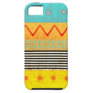 Rupydetequila sweet aztec pattern iPhone SE/5/5s case